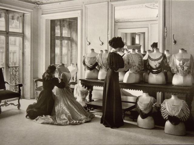 origini e storia della moda