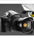 fotocamera canon di medio formato