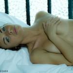 Olga fotografata da Michele Vezzaro