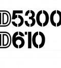 D5300 D610