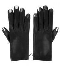 causse guanti con unghie finte