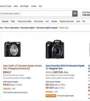 Fotocamere per tutte le tasche