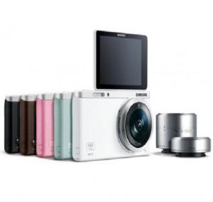 In vacanza con la tua fotocamera glamour mini da Samsung