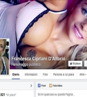 Francesca Cipriani e il suo calendario 2015